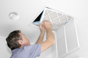 News - June Maintenance - Air Filters and Smoke Dectectors